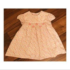 Other - Floral Baby Dress, size 12 mo